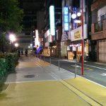 新宿・ハイジアにおける外国人女性の売春・立ちんぼ