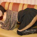 女性をお尻側から刺激する後背位(バック)の行い方と注意点