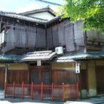 京都に存在した花街・五条楽園の遊郭