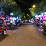 カンボジア・プノンペンの風俗街で夜遊びする方法・場所・料金相場